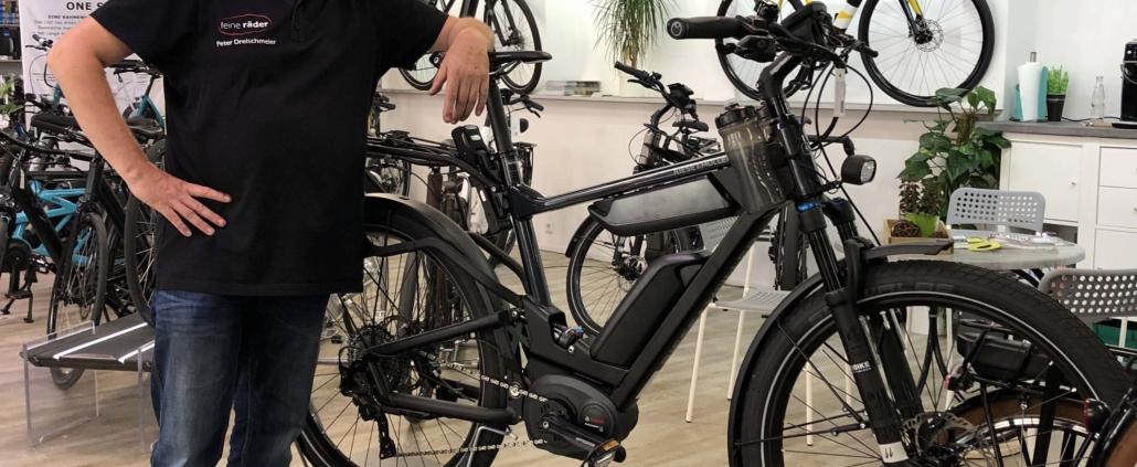 EU Green Deal #15: Feine Räder Bielefeld mit e-Bikes & Lastenrädern für nachhaltige Mobilität